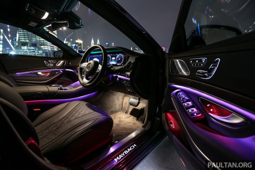 FIRST DRIVE: Mercedes-Maybach S-Class – RM1.4m Image #860901