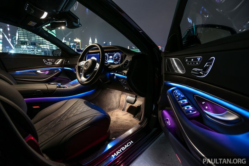 FIRST DRIVE: Mercedes-Maybach S-Class – RM1.4m Image #860902