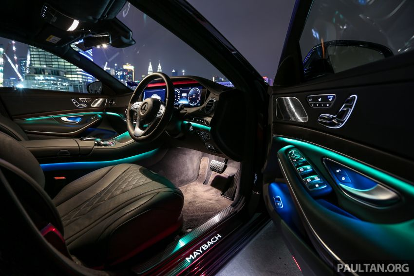 FIRST DRIVE: Mercedes-Maybach S-Class – RM1.4m Image #860903
