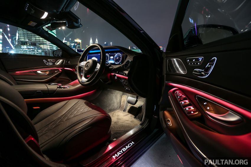 FIRST DRIVE: Mercedes-Maybach S-Class – RM1.4m Image #860905