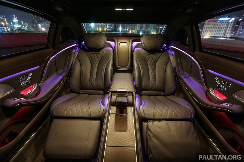 FIRST DRIVE: Mercedes-Maybach S-Class – RM1.4m Image #860908