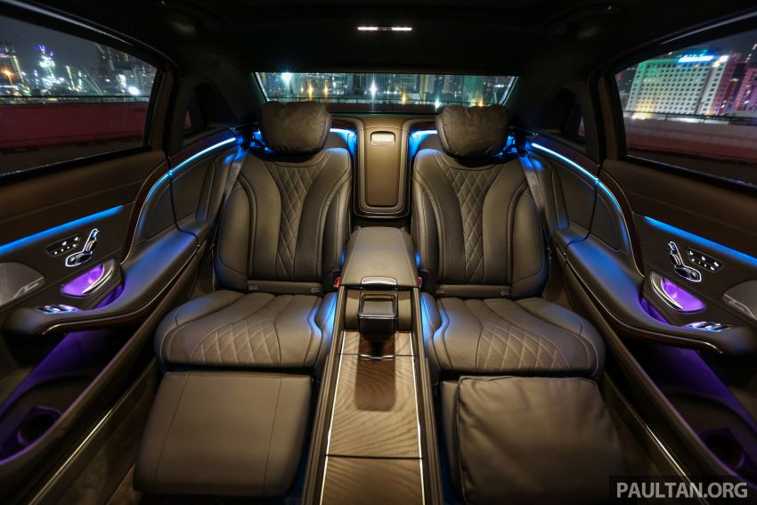FIRST DRIVE: Mercedes-Maybach S-Class – RM1.4m Image #860909