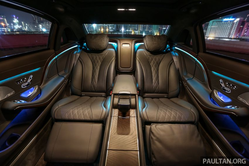 FIRST DRIVE: Mercedes-Maybach S-Class – RM1.4m Image #860911
