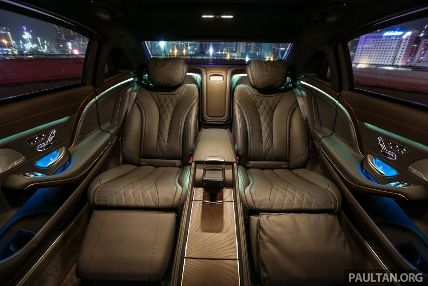 FIRST DRIVE: Mercedes-Maybach S-Class – RM1.4m Image #860913