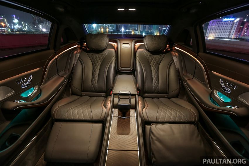 FIRST DRIVE: Mercedes-Maybach S-Class – RM1.4m Image #860914