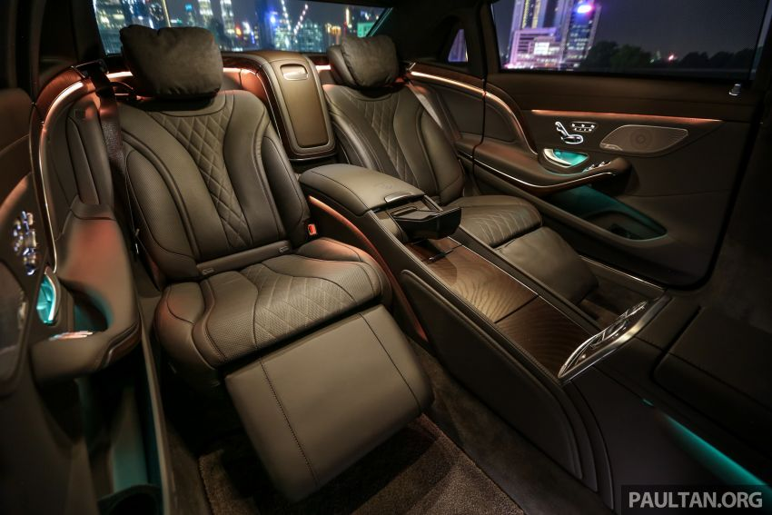 FIRST DRIVE: Mercedes-Maybach S-Class – RM1.4m Image #860915