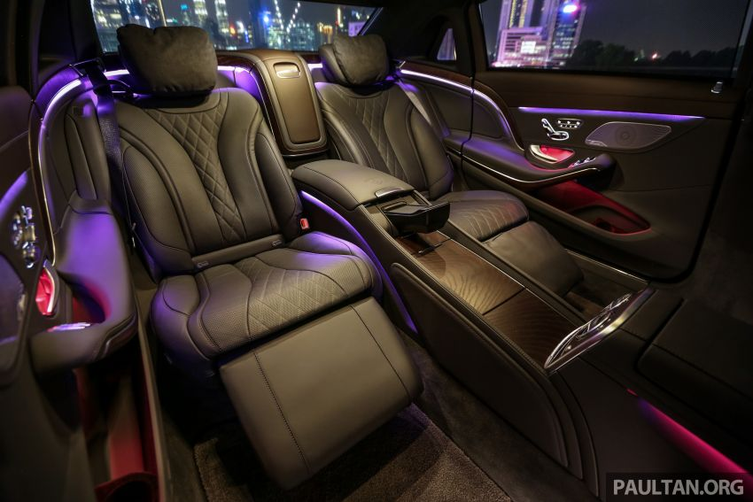FIRST DRIVE: Mercedes-Maybach S-Class – RM1.4m Image #860917