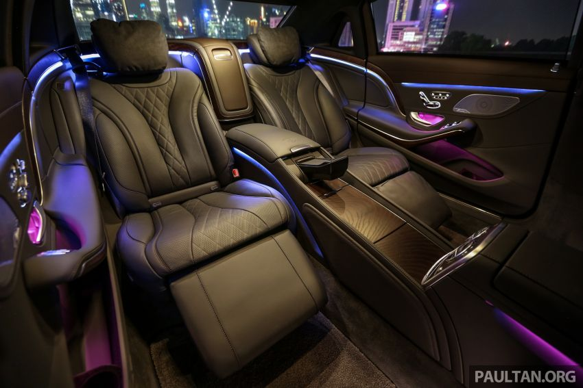 FIRST DRIVE: Mercedes-Maybach S-Class – RM1.4m Image #860918
