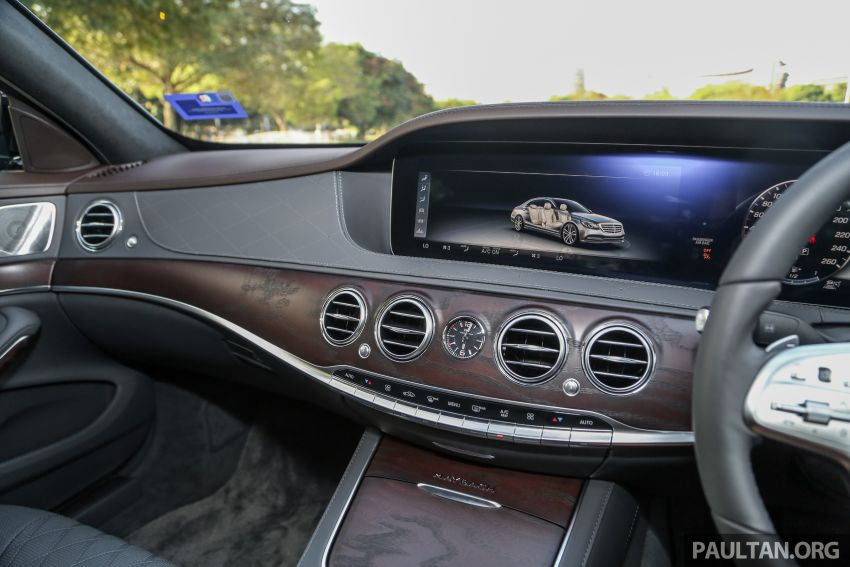 FIRST DRIVE: Mercedes-Maybach S-Class – RM1.4m Image #860795