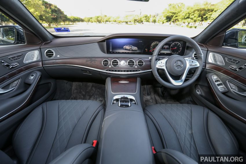 FIRST DRIVE: Mercedes-Maybach S-Class – RM1.4m Image #860776