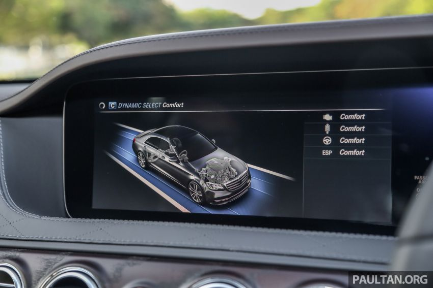 FIRST DRIVE: Mercedes-Maybach S-Class – RM1.4m Image #860798