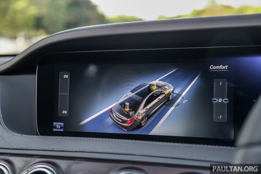FIRST DRIVE: Mercedes-Maybach S-Class – RM1.4m Image #860803