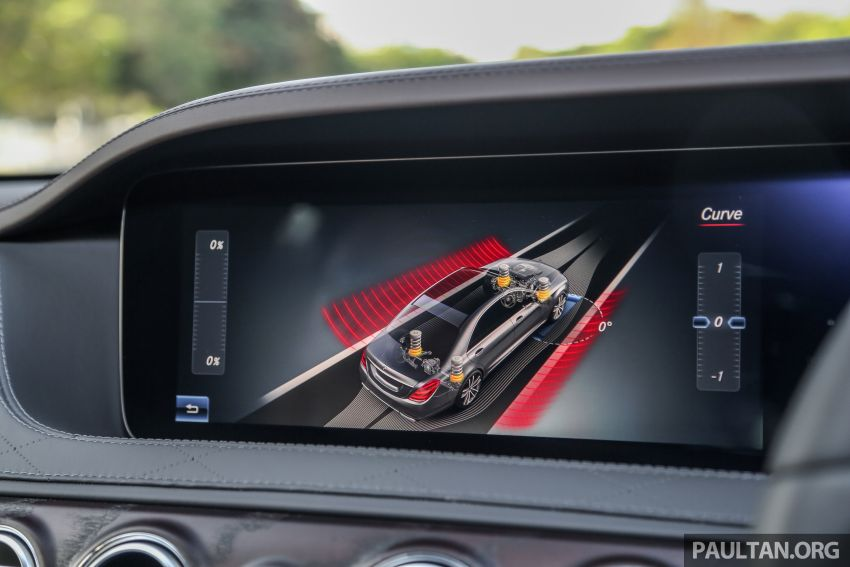 FIRST DRIVE: Mercedes-Maybach S-Class – RM1.4m Image #860804