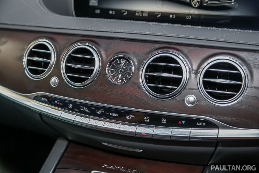 FIRST DRIVE: Mercedes-Maybach S-Class – RM1.4m Image #860822