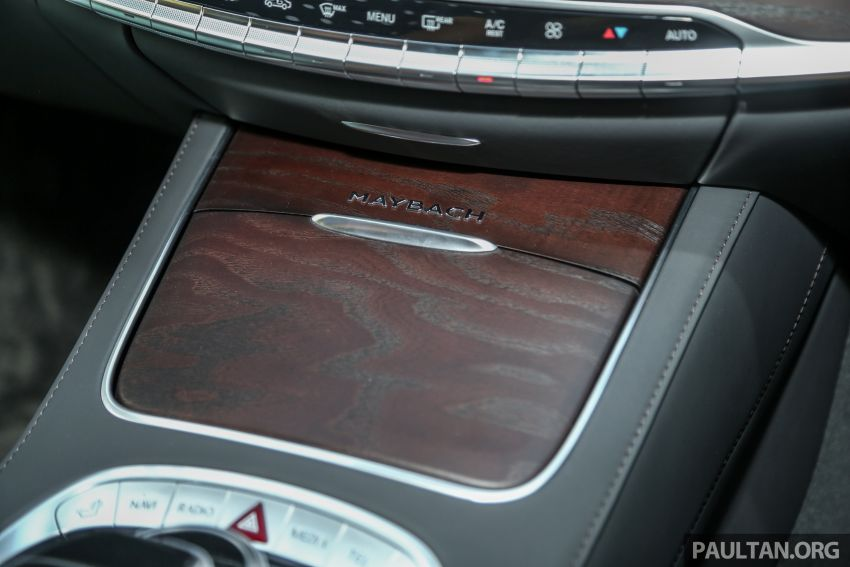 FIRST DRIVE: Mercedes-Maybach S-Class – RM1.4m Image #860824
