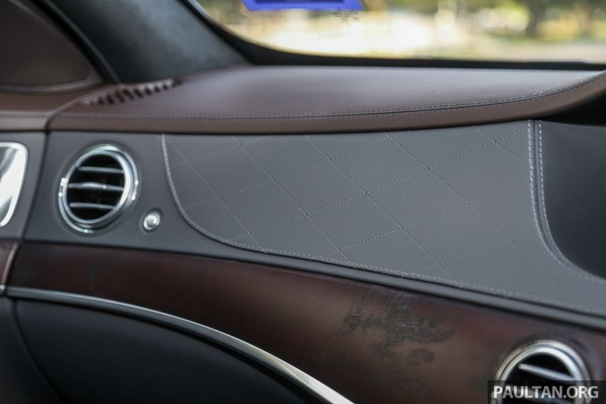 FIRST DRIVE: Mercedes-Maybach S-Class – RM1.4m Image #860834
