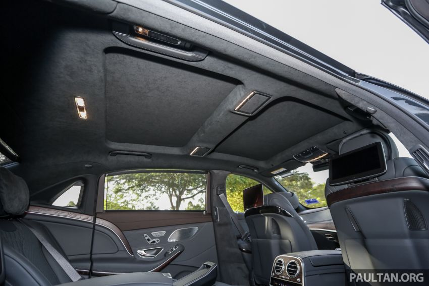 FIRST DRIVE: Mercedes-Maybach S-Class – RM1.4m Image #860841