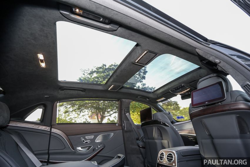 FIRST DRIVE: Mercedes-Maybach S-Class – RM1.4m Image #860843