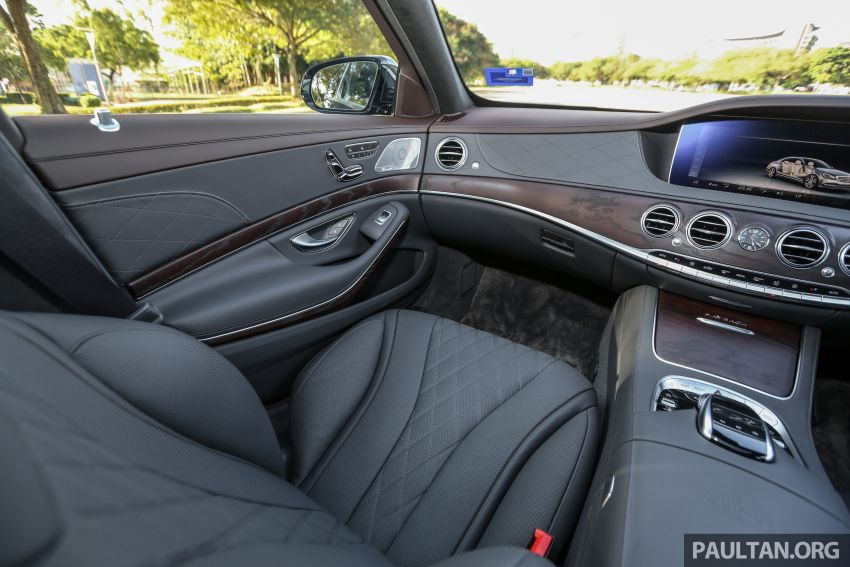 FIRST DRIVE: Mercedes-Maybach S-Class – RM1.4m Image #860846
