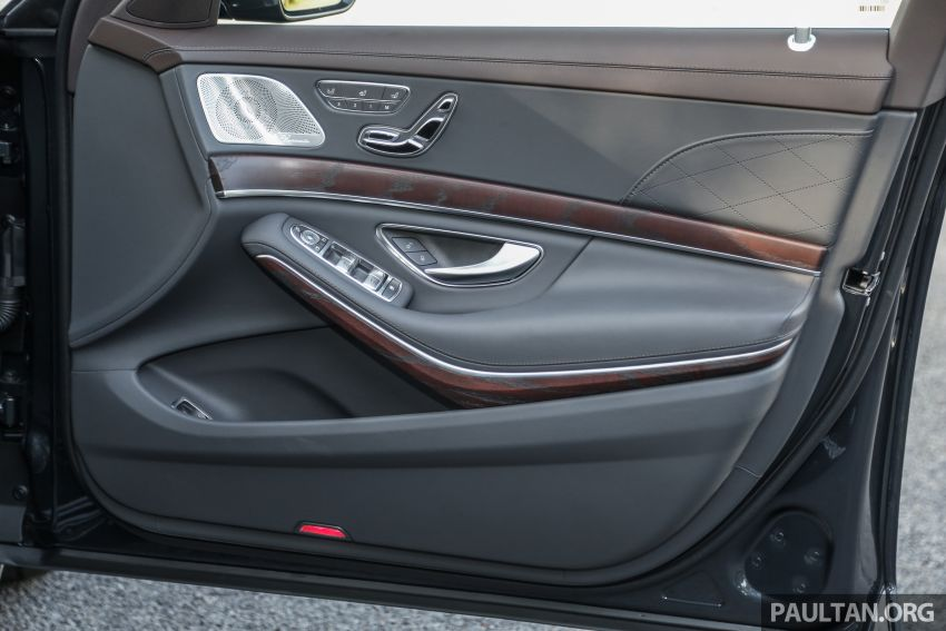 FIRST DRIVE: Mercedes-Maybach S-Class – RM1.4m Image #860847