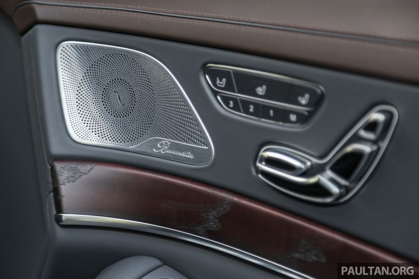 FIRST DRIVE: Mercedes-Maybach S-Class – RM1.4m Image #860850
