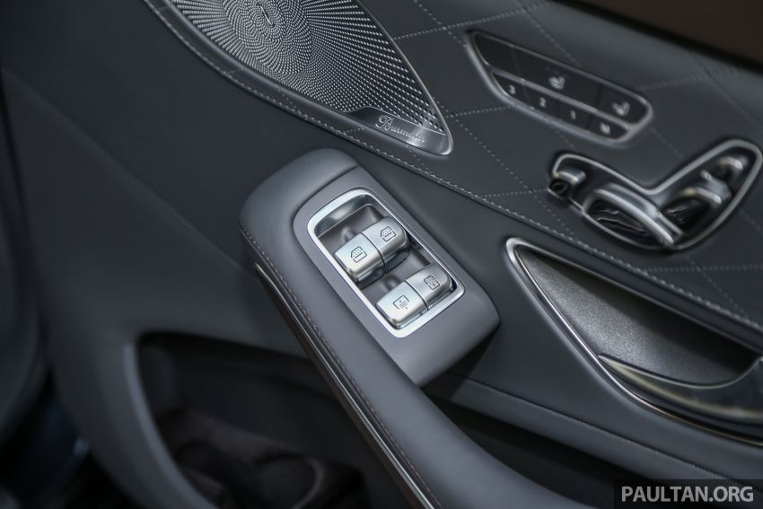 FIRST DRIVE: Mercedes-Maybach S-Class – RM1.4m Image #860856