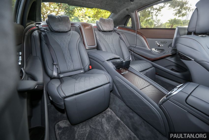 FIRST DRIVE: Mercedes-Maybach S-Class – RM1.4m Image #860859