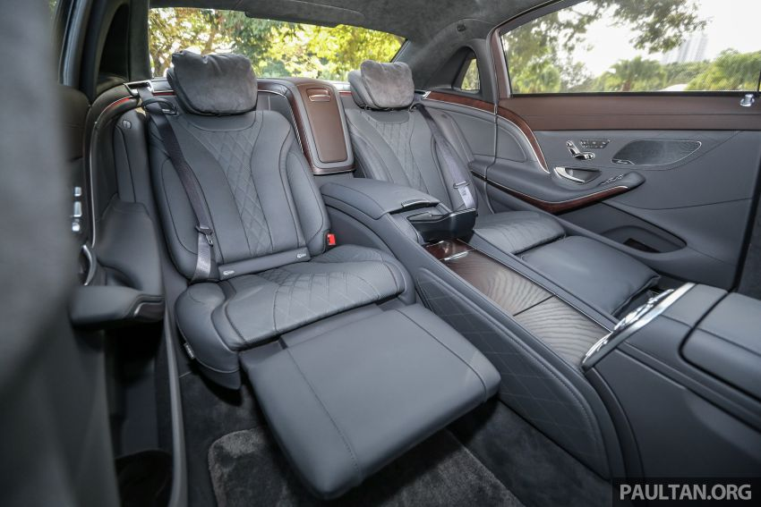 FIRST DRIVE: Mercedes-Maybach S-Class – RM1.4m Image #860860