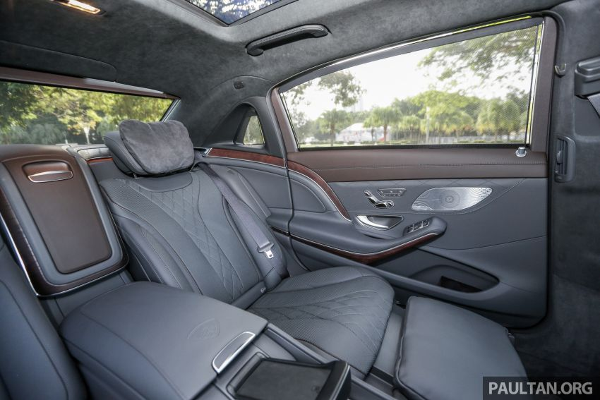FIRST DRIVE: Mercedes-Maybach S-Class – RM1.4m Image #860861
