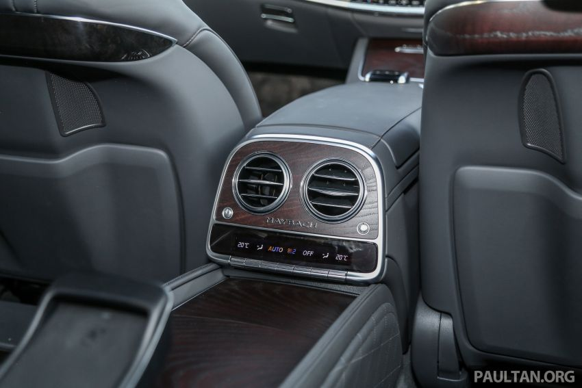 FIRST DRIVE: Mercedes-Maybach S-Class – RM1.4m Image #860873