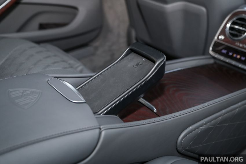 FIRST DRIVE: Mercedes-Maybach S-Class – RM1.4m Image #860874