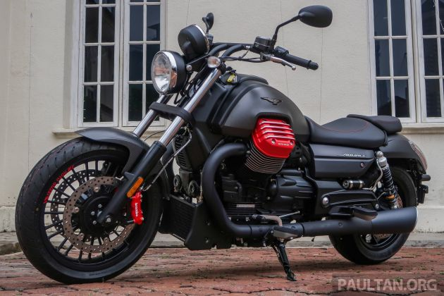 2018 moto guzzi audace carbon in malaysia rm123k. Black Bedroom Furniture Sets. Home Design Ideas