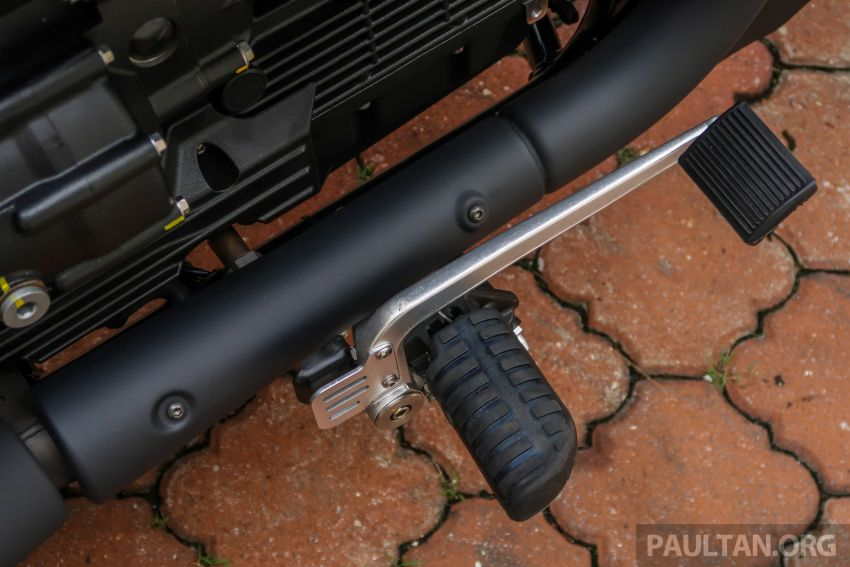 Moto Guzzi Audace Carbon tiba di Malaysia – RM123k Image #862042