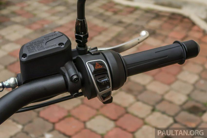 Moto Guzzi Audace Carbon tiba di Malaysia – RM123k Image #862045