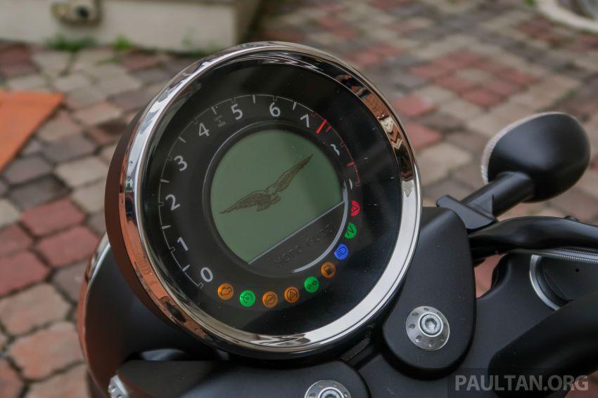 Moto Guzzi Audace Carbon tiba di Malaysia – RM123k Image #862046