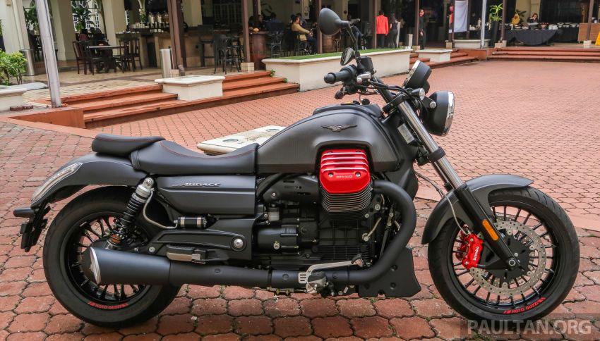Moto Guzzi Audace Carbon tiba di Malaysia – RM123k Image #862017