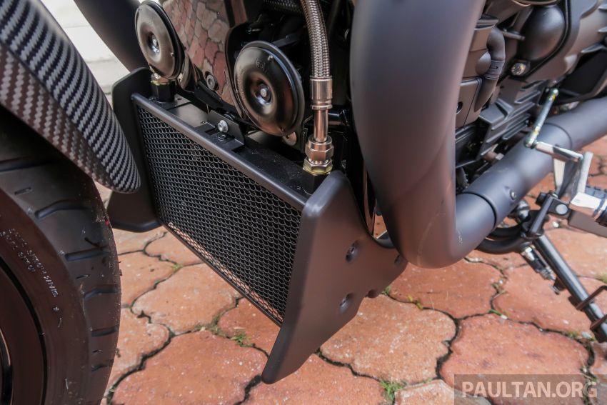 Moto Guzzi Audace Carbon tiba di Malaysia – RM123k Image #862054