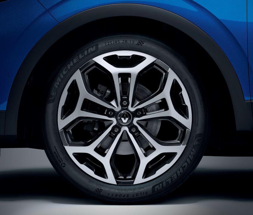 Renault Kadjar facelift gets updated styling, engines Image #860132