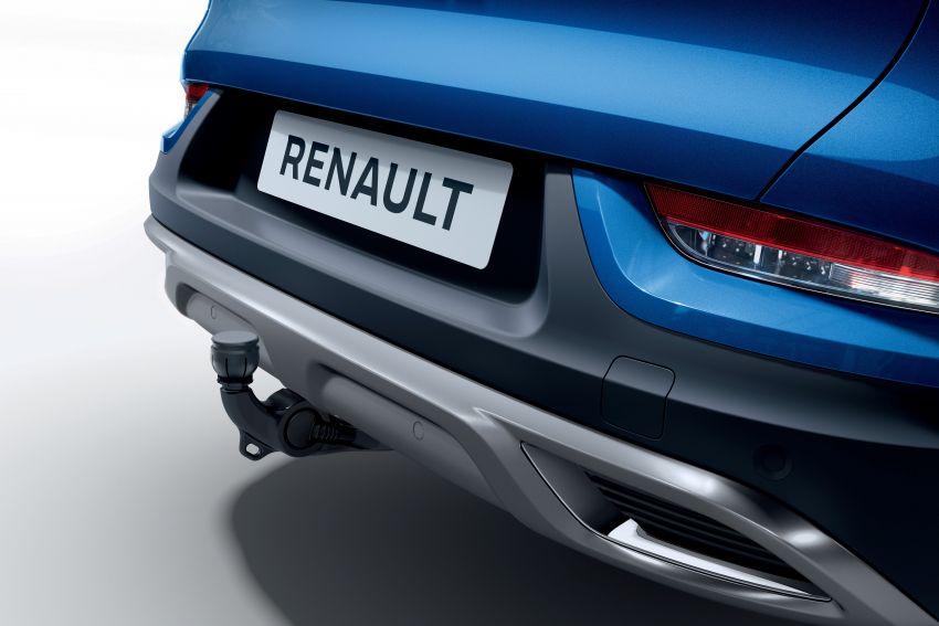 Renault Kadjar facelift gets updated styling, engines Image #860133