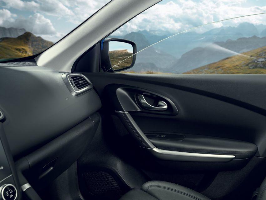 Renault Kadjar facelift gets updated styling, engines Image #860138