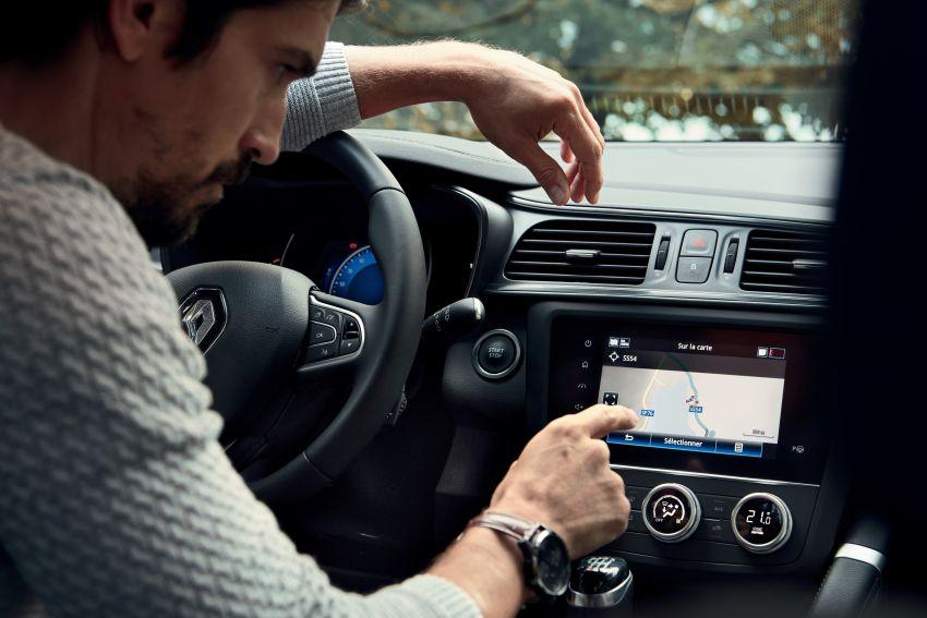 Renault Kadjar facelift gets updated styling, engines Image #860140