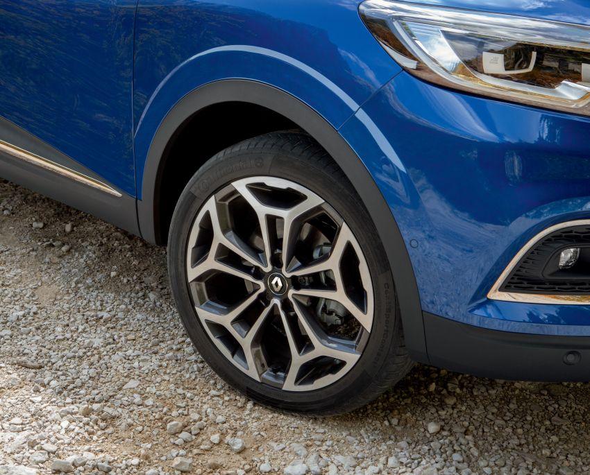 Renault Kadjar facelift gets updated styling, engines Image #860142