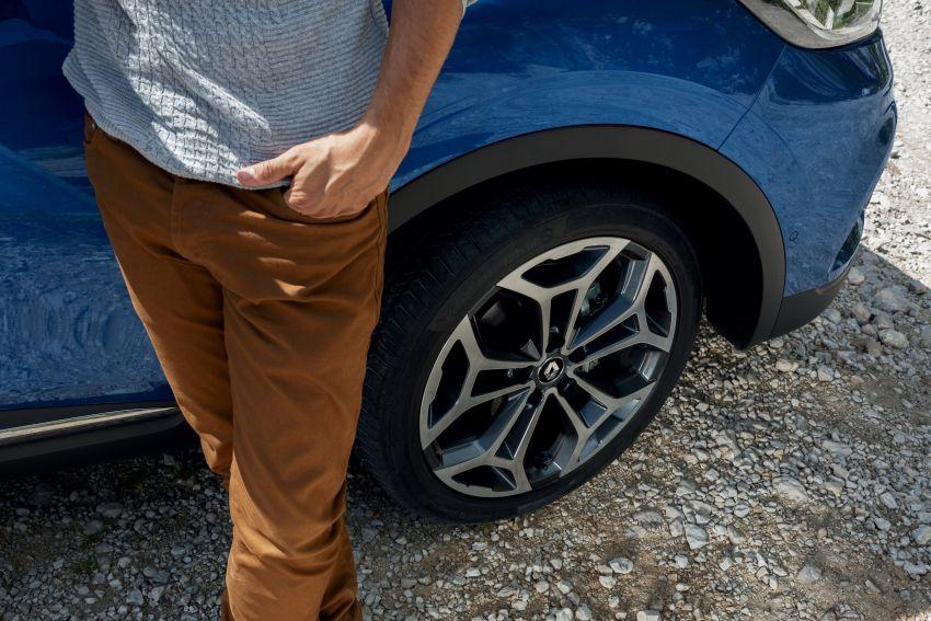 Renault Kadjar facelift gets updated styling, engines Image #860143
