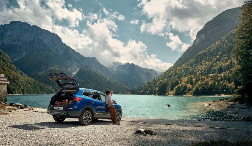 Renault Kadjar facelift gets updated styling, engines Image #860144