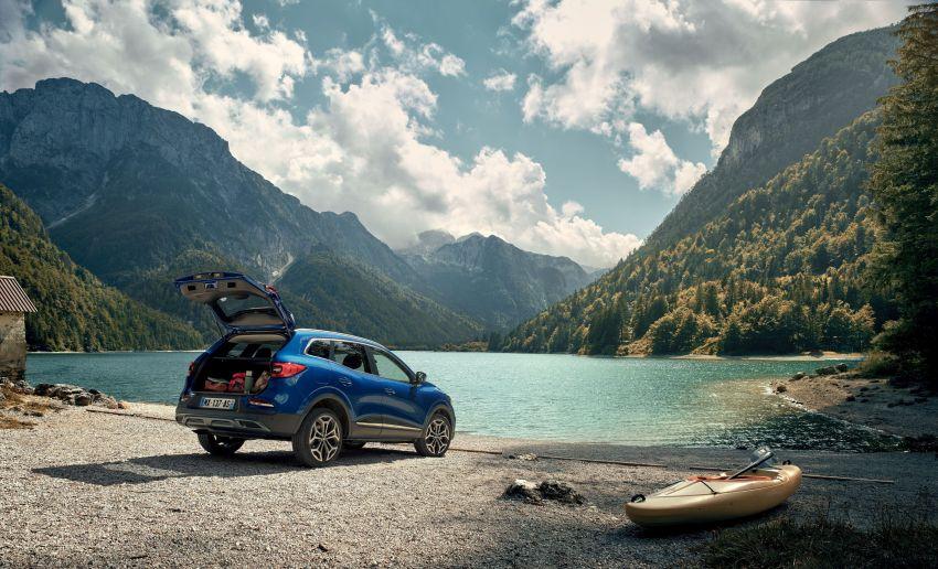 Renault Kadjar facelift gets updated styling, engines Image #860145