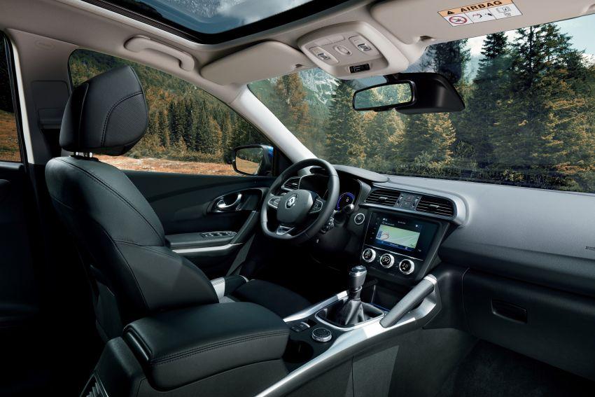 Renault Kadjar facelift gets updated styling, engines Image #860149