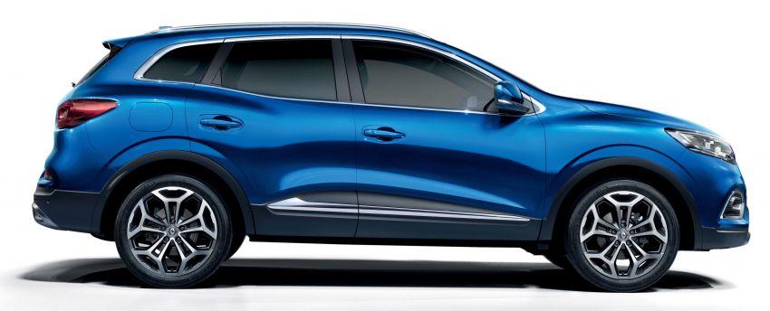 Renault Kadjar facelift gets updated styling, engines Image #860122