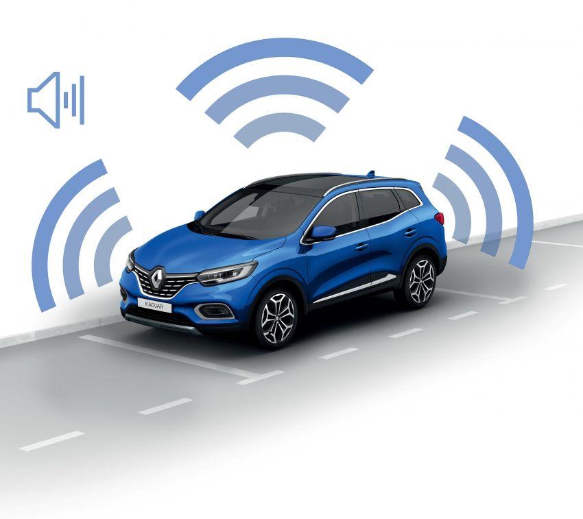 Renault Kadjar facelift gets updated styling, engines Image #860156