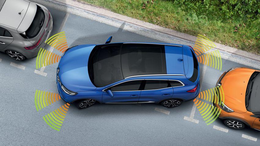 Renault Kadjar facelift gets updated styling, engines Image #860160