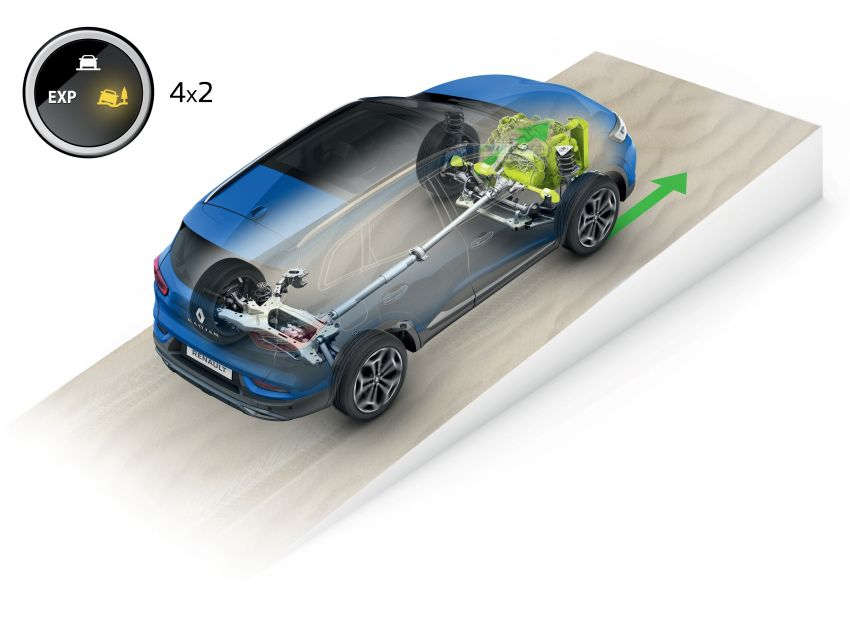 Renault Kadjar facelift gets updated styling, engines Image #860162